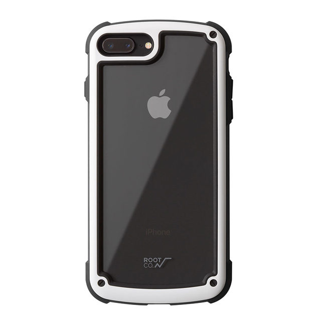 wholesale dealer 4f24b 3ceac US $12.33 |For ROOT CO shockproof case tup+pc for iphone 7 case Transparent  Fashion outdoor sports, shatter resistant, simple for iphone x -in Fitted  ...