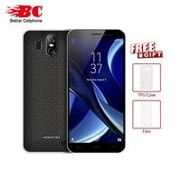 HOMTOM S16 18:9 5,5 MT6580 4 ядра 3000 мАч 1300MP отпечатков пальцев 1280*640 P Android 7,0 2 ГБ + 16 ГБ Rear13.0MP + 2.0MP оты мобильного телефона