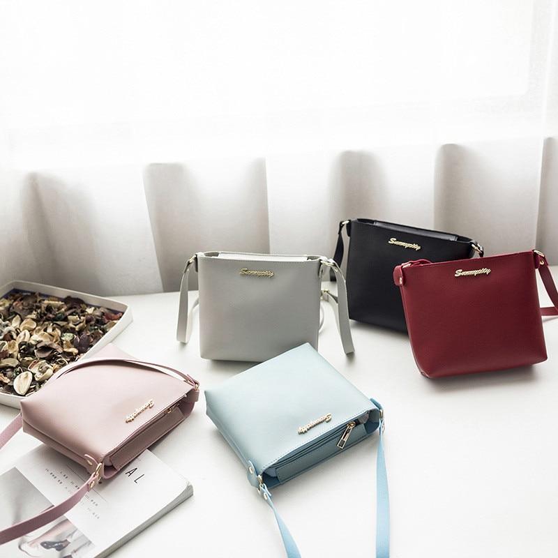 Women Fashion Square Handg Crossbody Lady PU Leather Handbags Constracted Modern Crossbody BagWomen Fashion Square Handg Crossbody Lady PU Leather Handbags Constracted Modern Crossbody Bag