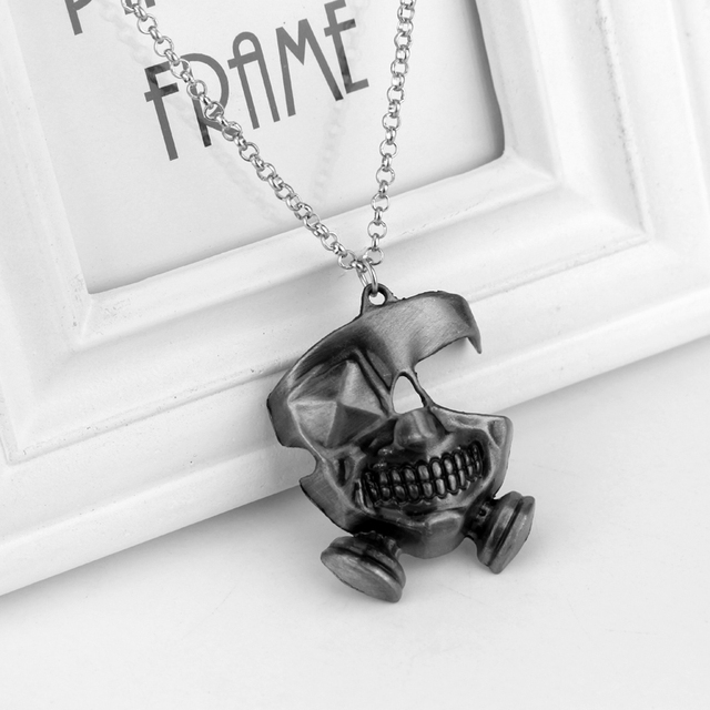 Tokyo Ghoul Alloy Pendant Necklace