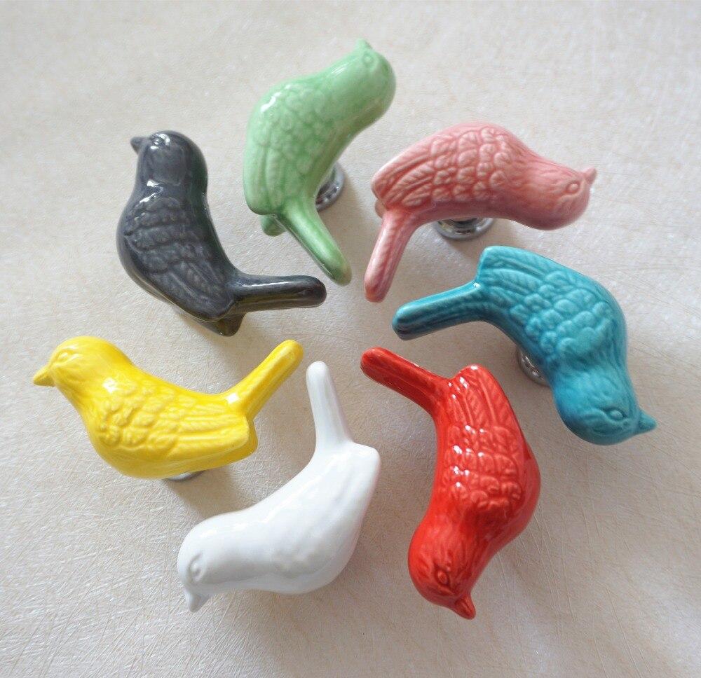 ceramica-macanetas-dresser-knob-gaveta-puxa-alcas-azul-amarelo-passaro-criancas-gabinete-puxadores-para-moveis-de-ceramica-lidar-com-decoracao