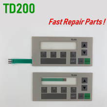 6ES7272 0AA30 0YA1 TD200 Membrane keypad for TEXT Display Panel repair do it yourself Have in