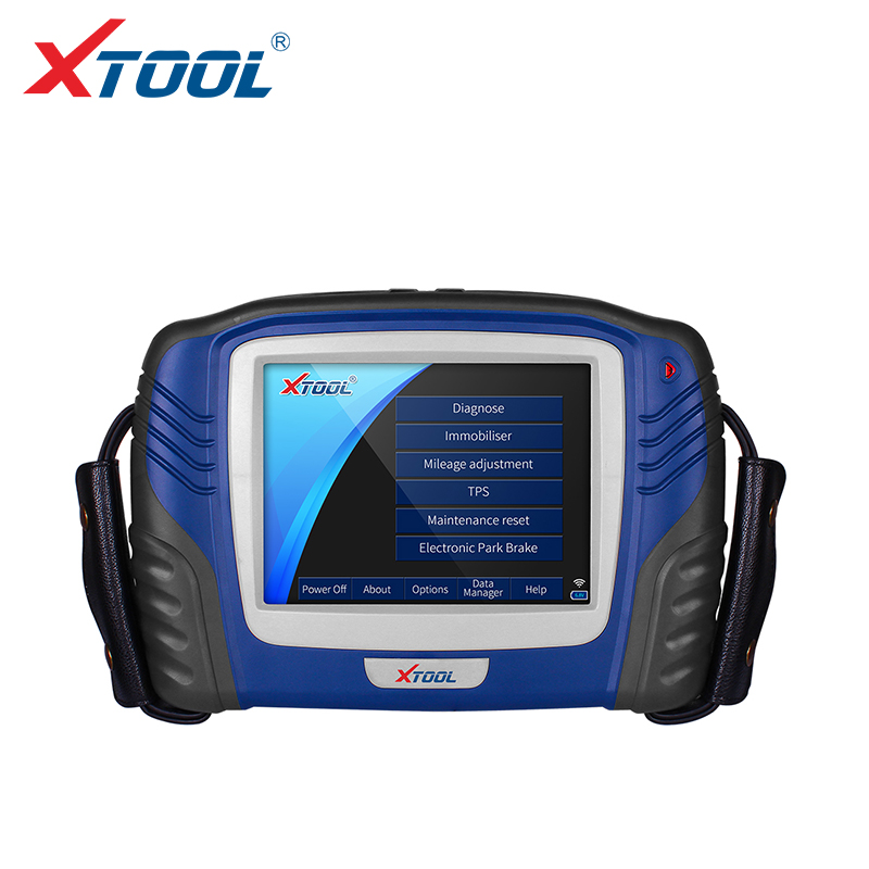 XTOOL PS2 GDS Auto Key programming car scanner Bluetooth VCI OBD2 engine diagnostic tool professional Oil