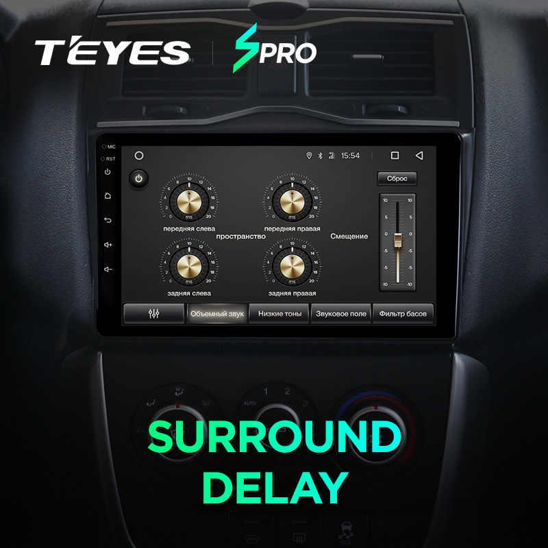 Teyes SPRO untuk Resah Memberikan 2018 2019 Mobil Radio Pemutar Video Multimedia Gps Navigasi 8.1 Aksesoris Sedan Tidak Ada DVD 2 DIN