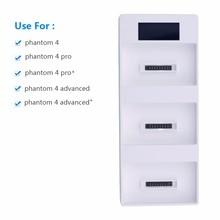 DJI Phantom 4 Зарядное устройство Батарея зарядки HUB Pro + цифровой Зарядное устройство Phantom Батарея 4 в Запасные Аккумуляторы для телефонов для DJI Phantom 4 интимные аксессуары