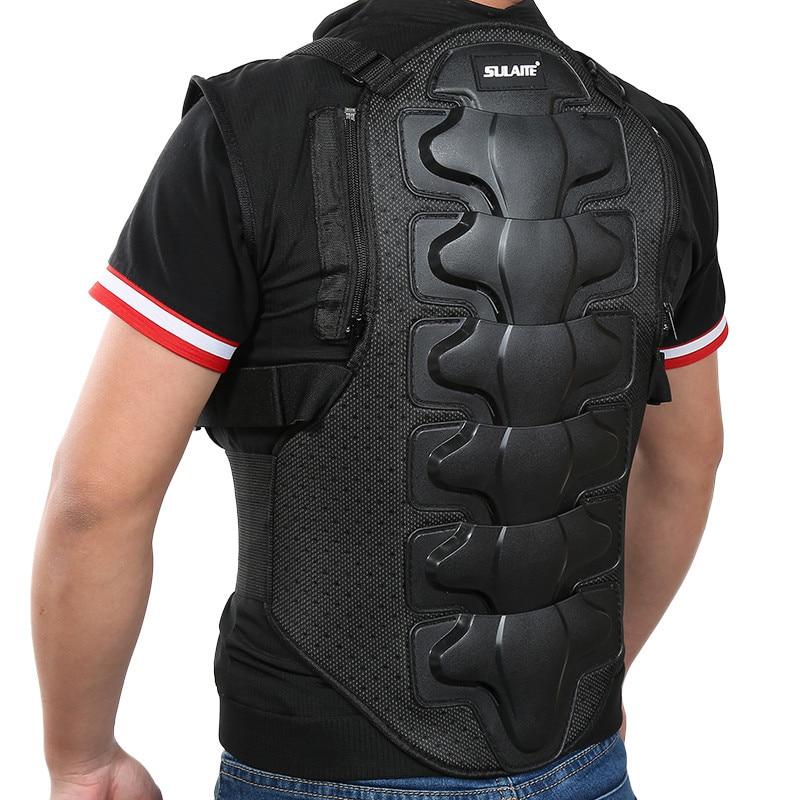 2886789bc61cc Motorcycle Accessories Motorcycle Armor Jacket Men Sleeveless Armor Vest