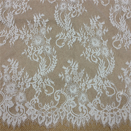 3meter French Lace Fabric Chantilly Lace Trim France