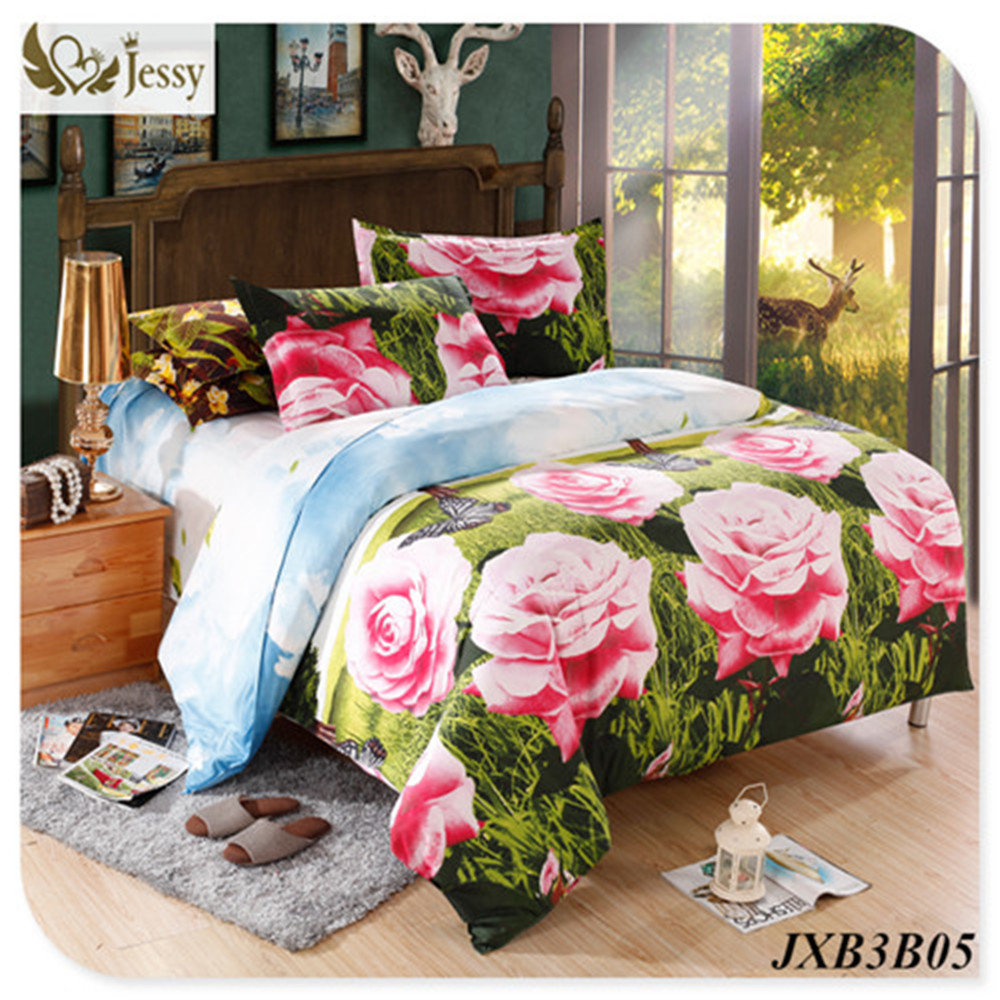 popularne flower bedding set kupuj tanie flower bedding set  - flower bedding set