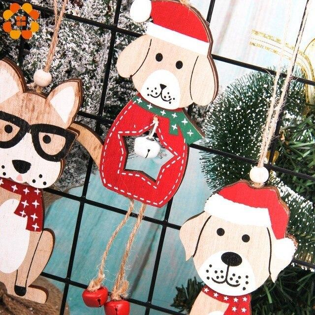 Dog Cute Christmas  Pendants  3