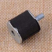 LETAOSK Black Steel Annular buffer 1116 790 9600 Fit For Stihl 010 011 012 015 020T HS60 HS61 MS200