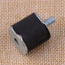 LETAOSK czarna stal pierścieniowy bufor 1116 790 9600 nadające się do pilarek Stihl 010 011 012 015 020T HS60 HS61 MS200