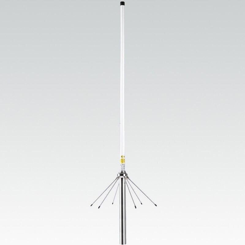 UV 144/435Mhz a due bande vhf uhf dual band omni in fibra di vetro antenna di base SO239 SL16-K esterno del ripetitore walkie talkie antenna