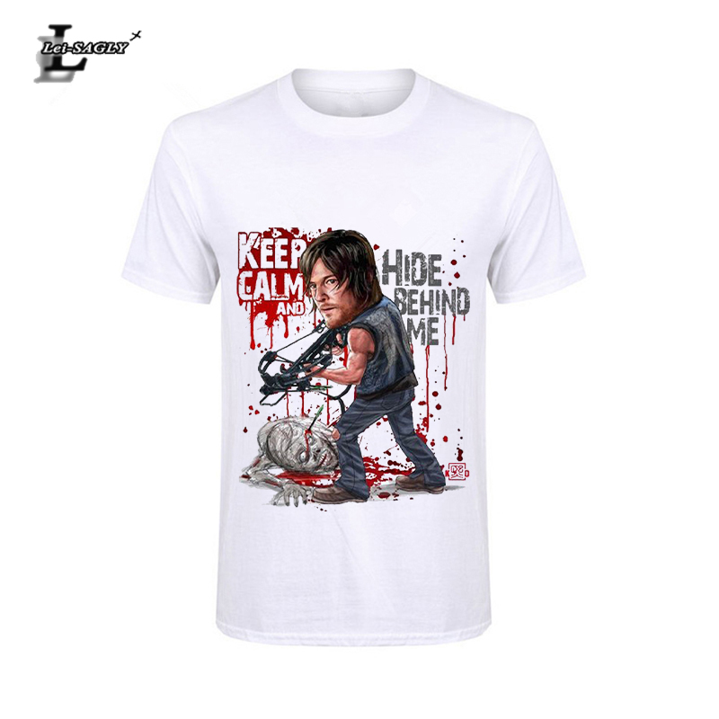 Beware of the Dead t-shirt-Daryl Dixon The Walking zombi Walkers Dead Shirt