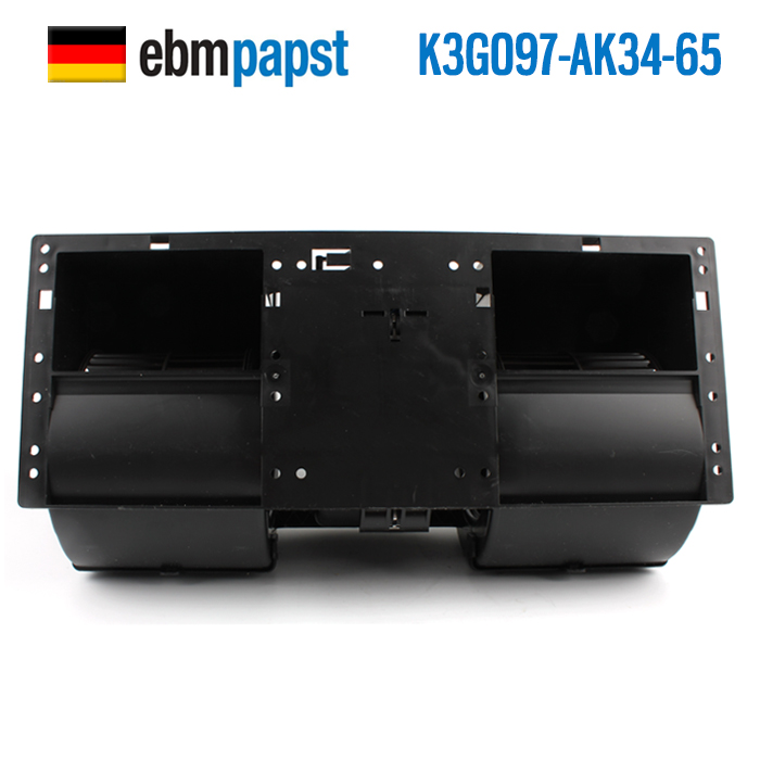 Germany Imported Ebmpapst K3G097-AK34-65 26V 394W Air Conditioning Evaporator Fan Brushless Fan