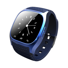 Reloj Inteligente Smart Bluetooth Watch Smartwatch M26 With LED Display Barometer Alitmeter Music Pedometer For Android