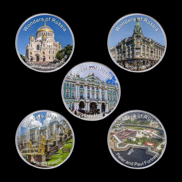 souvenirs uit rusland