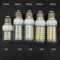 New SMD 5730 LED Lamp E27 220V  Spotlight LED Bulb E27 Spot Lamparas LED Light Free Shipping