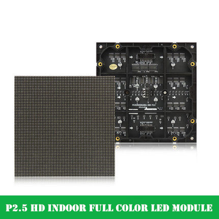 P2.5 HD Indoor Full Color LED Module 1/32 Scan SMD 2020 3in1 RGB 160*160mm LED Display, Pin2dmd,indoor Full Color Led Screens