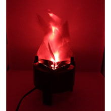 Creative LED Hanging Fake Flame Lamp Torch Light Fire Pot Bowl Festival Event Party DIY Decoration New Store Opening Supplies(China)