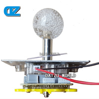 Colorful Joystick Use For Toy Crane Machine Boxing Machine Pandora S Boxing Game Coin Operated Machine