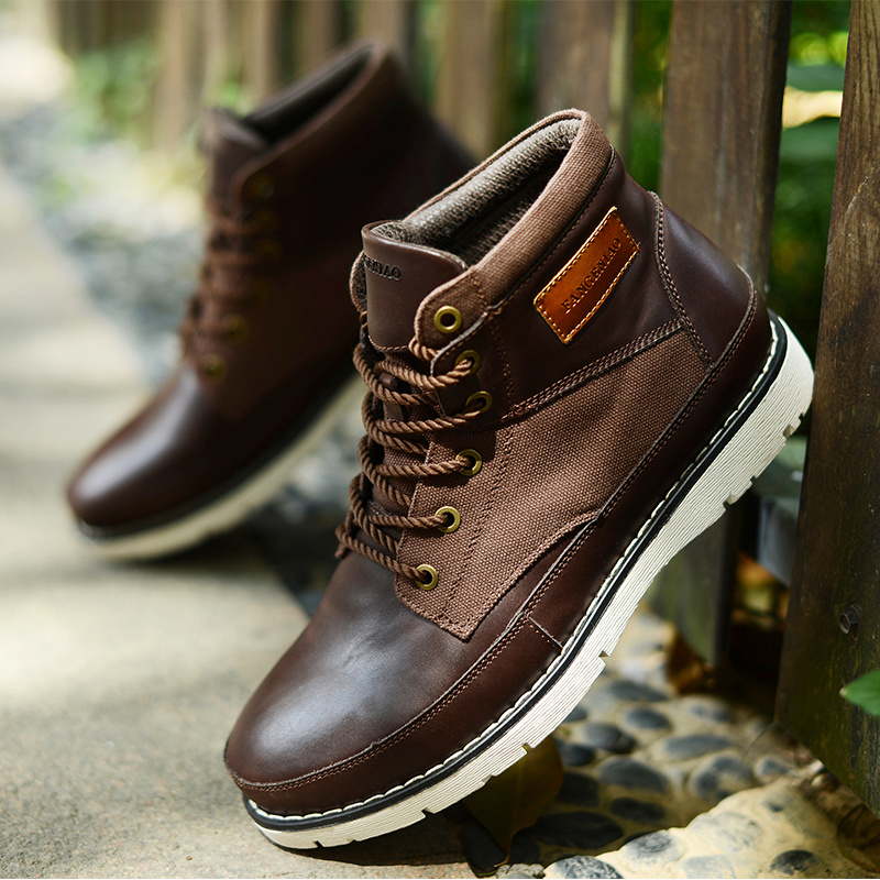 High Quality Canvas Boots Men-Buy Cheap Canvas Boots Men lots from ...