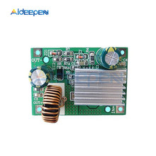 DC-DC 16V-90V To 12V Step Down Power Supply Module Adjustable Voltage Regulator Buck Converter High Voltage Input Buck Board стоимость