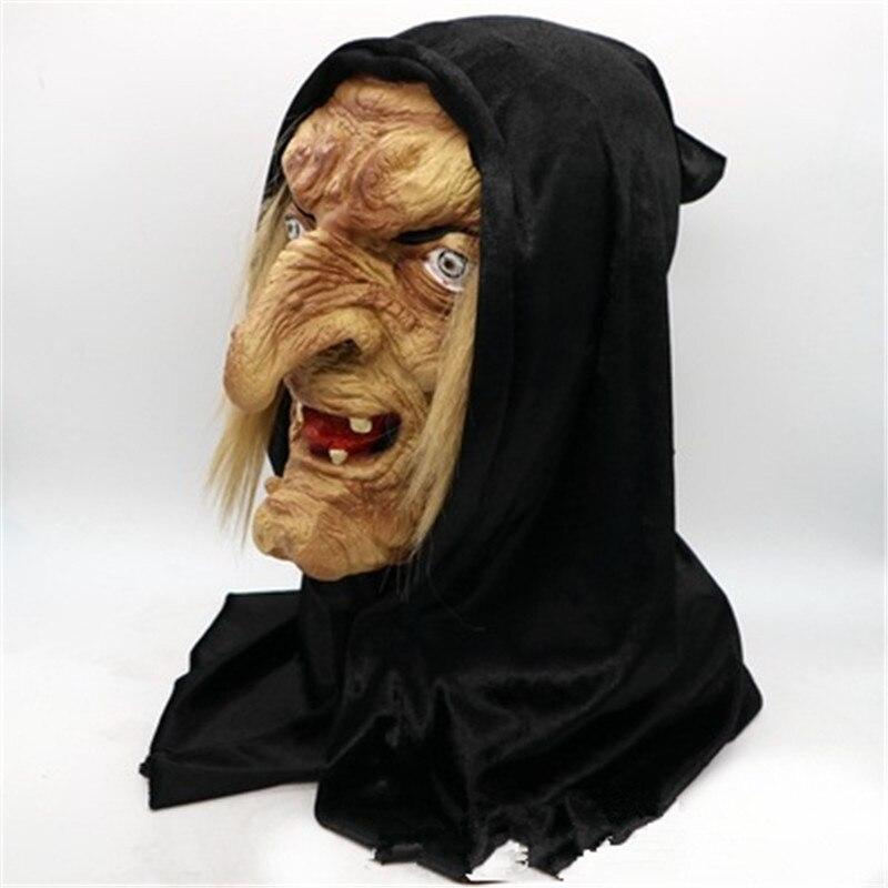 675d5c82c Horror-Shop nariz larga bruja Disfraces y accesorios Juguetes y juegos
