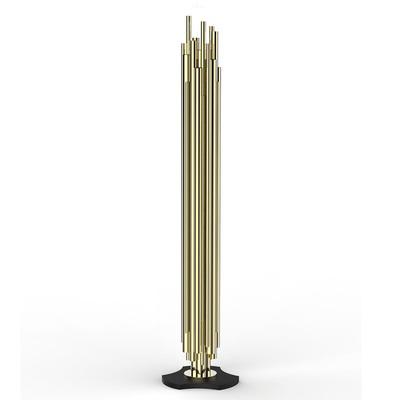Gold Delightfull Brubeck Stehleuchte Wohnzimmer Standlampe Moderne Neue Design Hotel Stnder Lampe Villa Luxus Projekt Dekoration