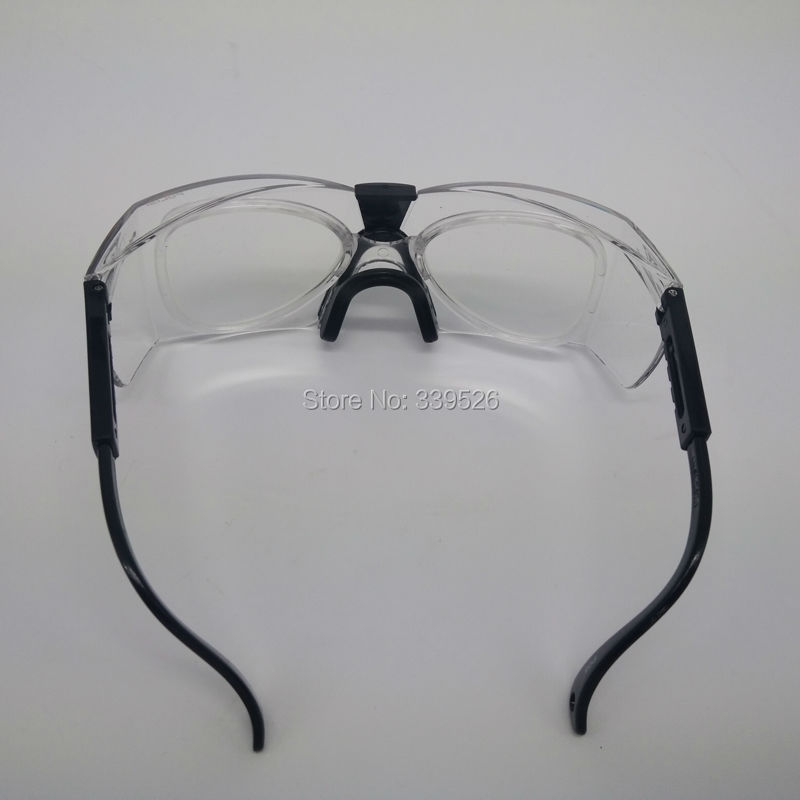 High quality eye protection  goggles YAG 532 * 1064NM laser marking & engraving  & cutting machine protective glasses goggles 100mw650nm cross red laser head high power red positioning marking instrument high quality