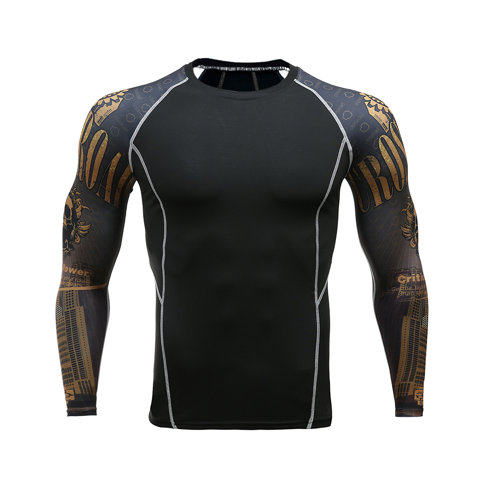 Aliexpress.com : Buy Mens Compression Shirts 3D Teen Wolf ...