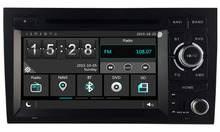Car dvd Player for AUDI A4/S4/RS4 2004 -2008 headunits camera map wince 6.0 256MB RAM/DVR/3G/WIFI/TPMS/GPS/navi/RADIO/car stereo