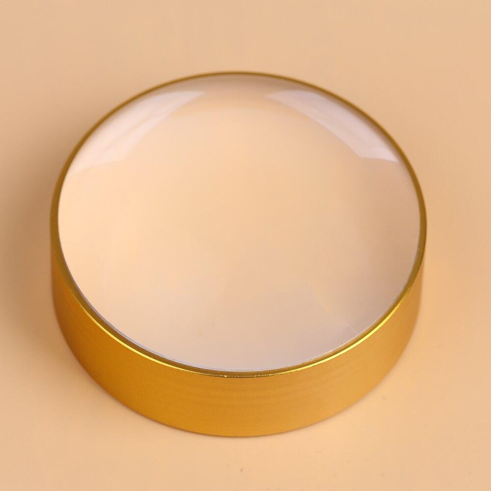 Haus & Garten 10mm-25mm Blank Transparent Kristall Hemisphäre Halbe Ball Lupe Glas Briefbeschwerer Für Home Dekoration