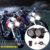 2018 LED Motorcycle Headlight Waterproof Bulb Low Consumption Motorcycle Headlamp CSL88