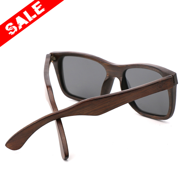 AN SWALLOW Promotional Bamboo Sunglasses Polarized Lenses  Handmade Wood Products for Men and Women UV400 Polarized Lenses Gifts