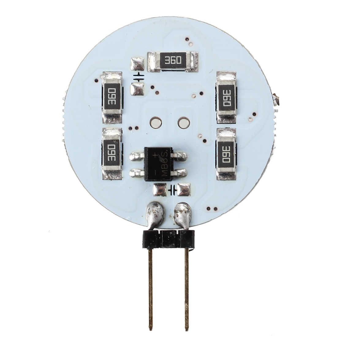 G4 SMD 5630 15 светодиодный 4W светильник ing лампа светильник Точечный светильник теплый белый