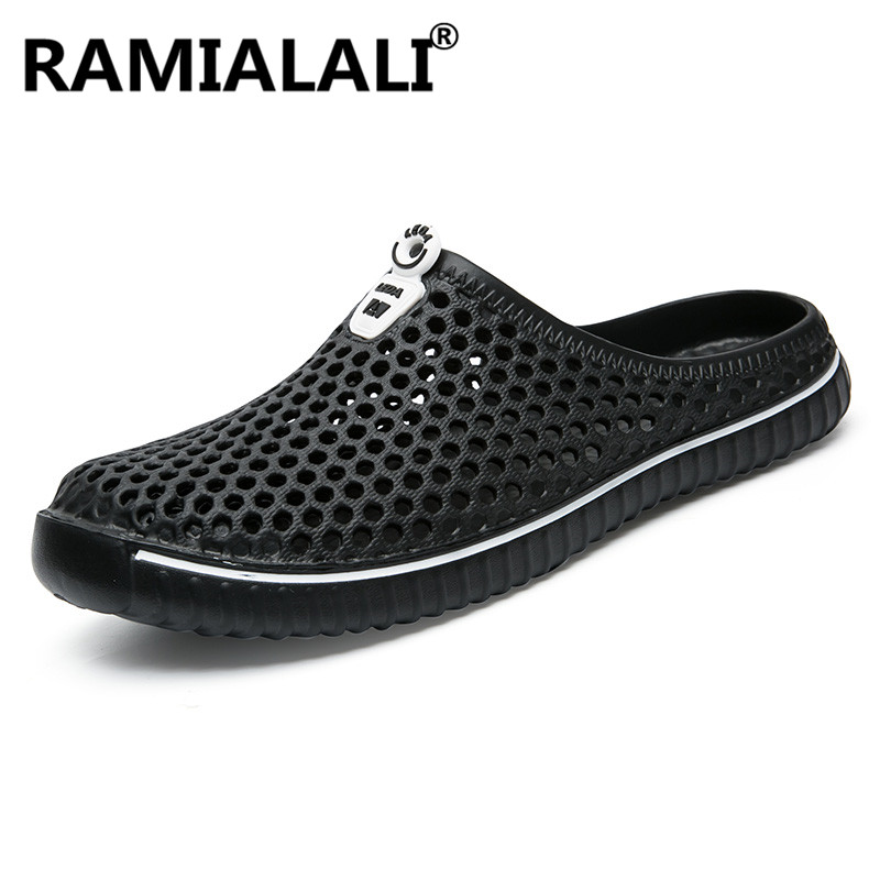 Men Sandals Slippers Footwear Clogs Water-Shoes Outdoor Unisex Mujer Zapatos