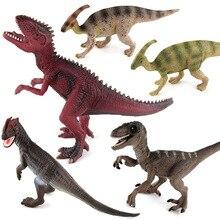 jurassic world dinosaur toys for children boys doll dragon Toys & hobbies educational christmas gift