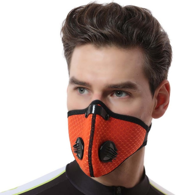 high quality Cycling Face Masks unisex Bike Sport Riding Cycling Winter Warm Face Masks Anti Dust Cycle Mask Veil Guard 1
