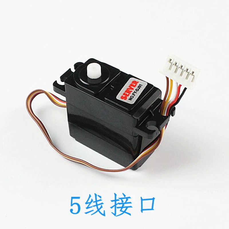 Jjr/C Brica Q39 Q40 1/12 RC Mobil Spare Parts Receiver Kontrol Motor Servo Charger Peredam Kejut Differential Gear kopling Lengan Dll