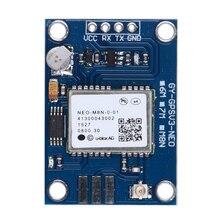 1PC APM2.5 UBlox NEO-M8N GPS Module GYGPSV1-8M 3-5V GYGPSV5-NEO for Pixhawk APM