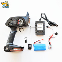 WPL Upgrade Transmitter OP Fitting Accessories Full Scale Remote Control Model/Ship Model General Purpose 3 Channel Transmission