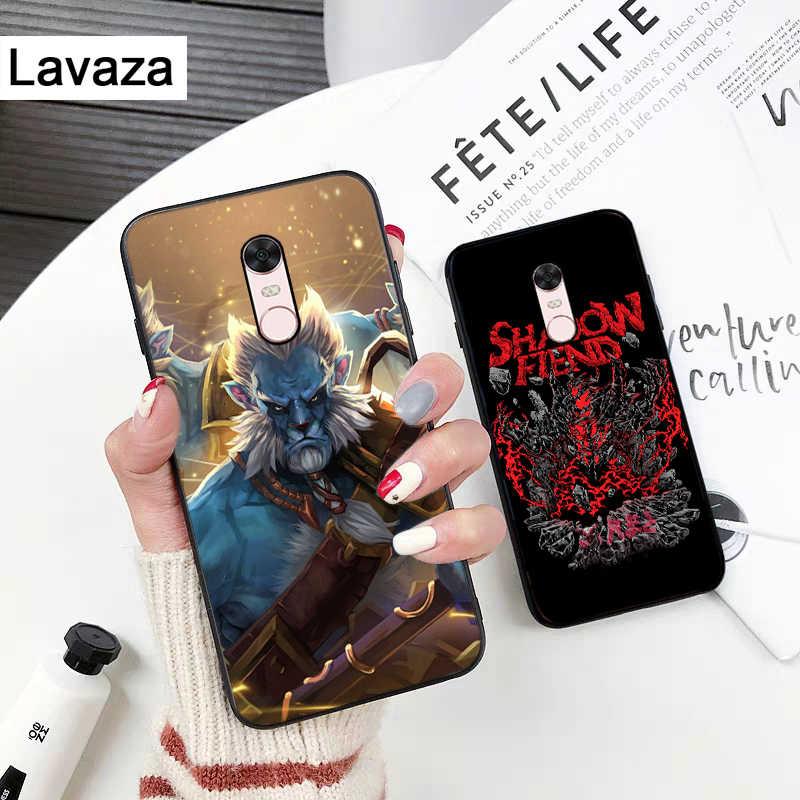 Lavaza Game Dota 2 Logo Ốp Lưng Dẻo Silicone Xiaomi Redmi 4A 4X5 5A 6 6A 7 7A 8 8A K20 Pro Plus S2 Đi