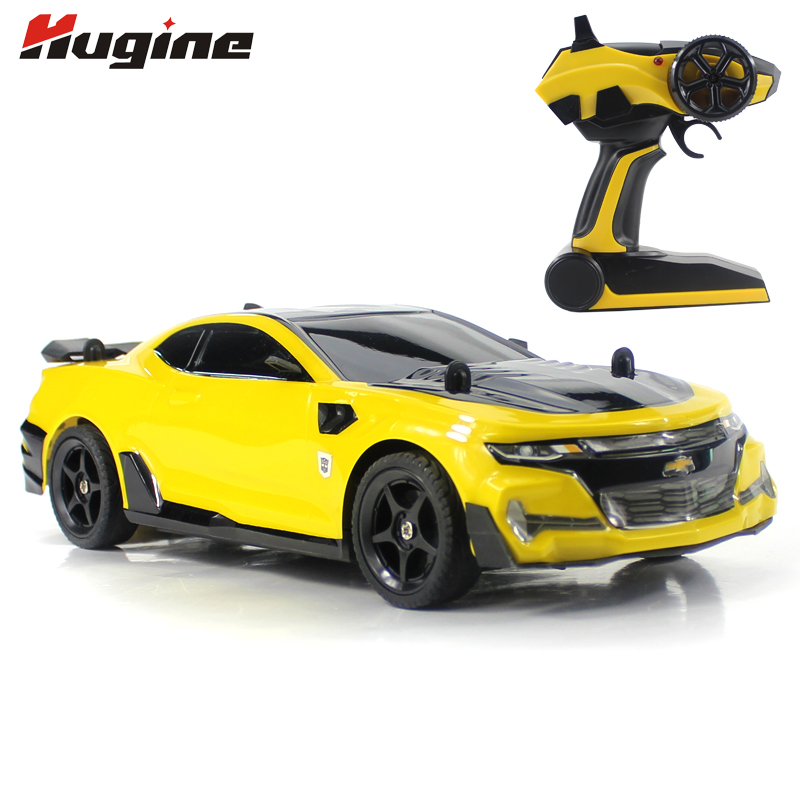 RC Car High Speed 4CH Drift Racing Car 1:18 Remote Control Vehicle 2.4G Off Road Car Electronic Children Christmas Gift &Toys