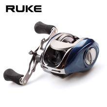 Gear Reel Aluminum Drag