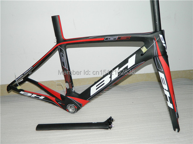 Carbon Road Bike Frame,Road Bicycle Frame BH G6 ,Also Sell Bianchi ...