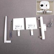 DIY усилитель сигнала Комплект высокого усиления 7DBI установка антенны 10DBI антенны для DJI Phantom 3 standard увеличить расстояние управления 1 км