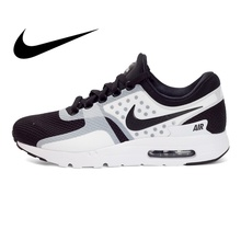 detailed look 13143 6f7f9 D origine NIKE AIR MAX ZÉRO ESSENTIEL Hommes de baskets respirantes chaussures  de course Sport En Plein AIR de Sport Designer Ch..