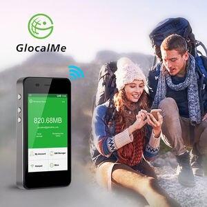 Image 2 - GlocalMe G3 4G LTE desbloqueado móvil WIFI Hotspot en todo el mundo de alta velocidad No SIM No itinerancia tarifa WIFI bolsillo Geek producido