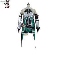 Sword Art Online: Fatal Bullet Asada Shino Sinon Cosplay Costume Custom made For Halloween Christmas Birthday CosplayLove