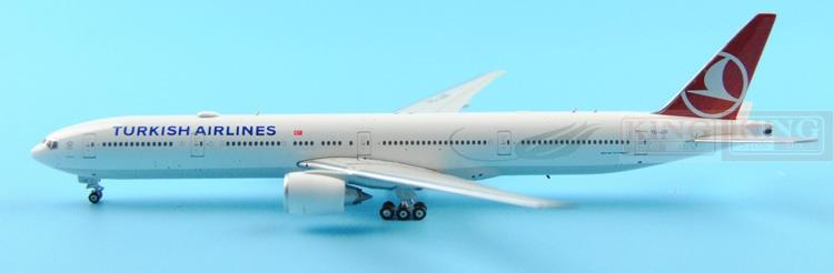 Phoenix 11126 Turkey Airlines TC-JJS 1:400 B777-300ER commercial jetliners plane model hobby phoenix 10620 b777 300er pt mud 1 400 of brazil pegasus airlines commercial jetliners plane model hobby